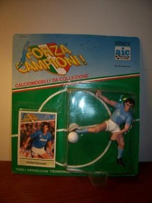 1989 Andrea Carnevale Soccer Starting Lineup Italy