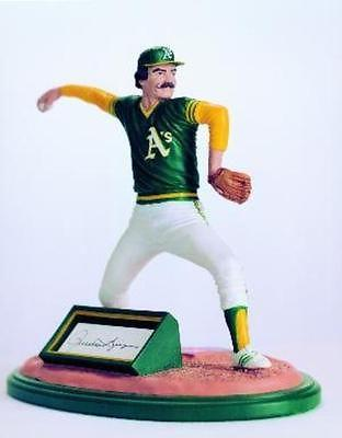 Rollie Fingers Signed Romito Figurine!