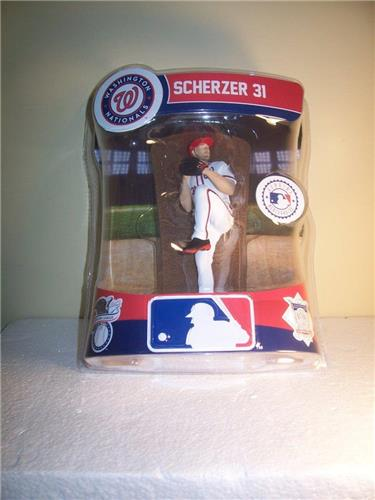 2016 Max Scherzer Washington Nationals Imports Dragon Figure