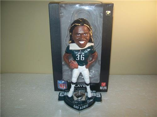 Jay Ajayi Super Bowl Champion Philadelphia Eagles ForeverCollectible Bobblehead