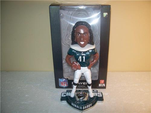 Ronald Darby SB Champion Philadelphia Eagles ForeverCollectible Bobblehead