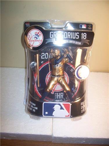 2019 Didi Gregorius New York Yankees Imports Dragon Variant Baseball Figure