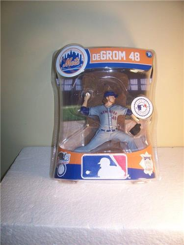2016 Jacob Degrom New York Mets Imports Dragon Figure