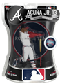 2019 Ronald Acuna Atlanta Braves Sp. Ed. Imports Dragon Baseball Figure