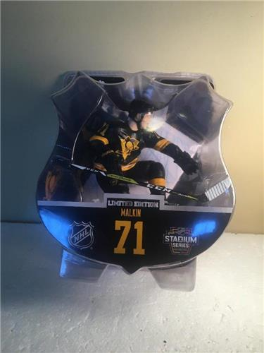 2018-2019 Evgeni Malkin Pittsburgh Penguin Limited Edition Imports Dragon Figure