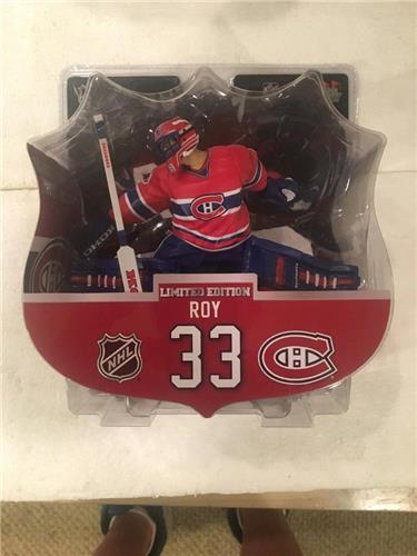 2017 Patrick Roy Montreal Canadians Imports Dragon Figure