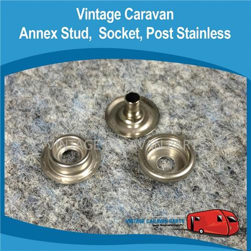 ANNEX STUD, SOCKET, POST STAINLESS ( 6 ) A0116