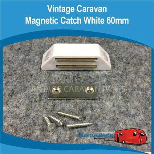 Caravan 60mm Magnetic Door Catch
