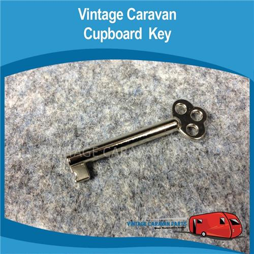 Caravan Cupboard Wardrobe Lock Key H0151