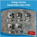 Caravan Double Roller Catch 5 Sets H0153