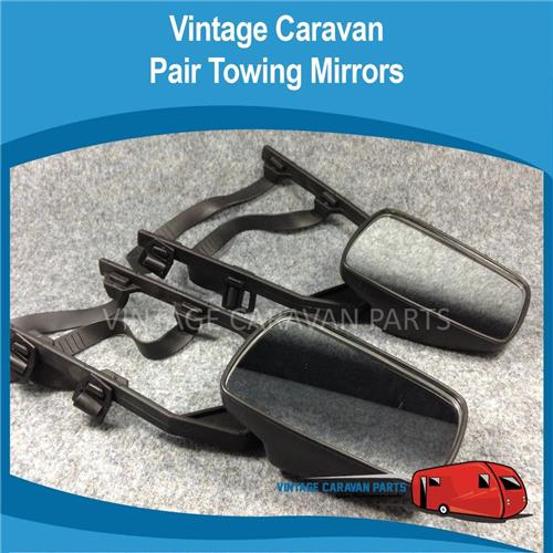 Caravan Car Towing Mirrors ( 1 Pair ) AC02