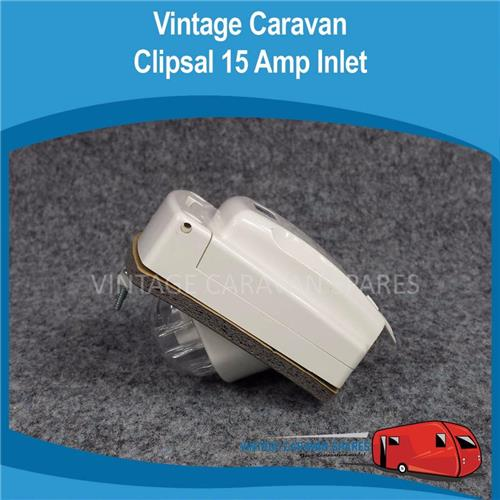 15 Amp CLIPSAL Inlet  IP34 NEW STYLE  E0234