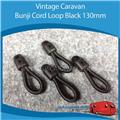 Camper BUNJI CORD LOOP BLACK130MM  A0106