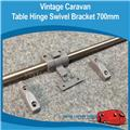 Caravan TABLE HINGE SWIVEL BRACKET 700MM
