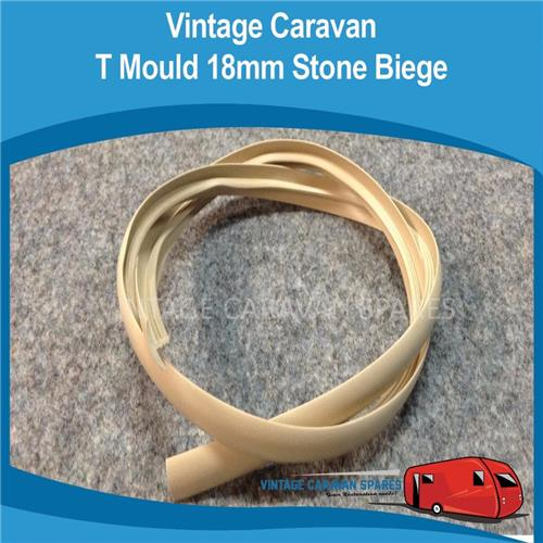 T MOULD 18MM RUBBER STONE BEIGE