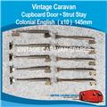 Cupboard Door Strut Stay (  Colonial English ) ( 10 PACK  ) 145mm  H0166