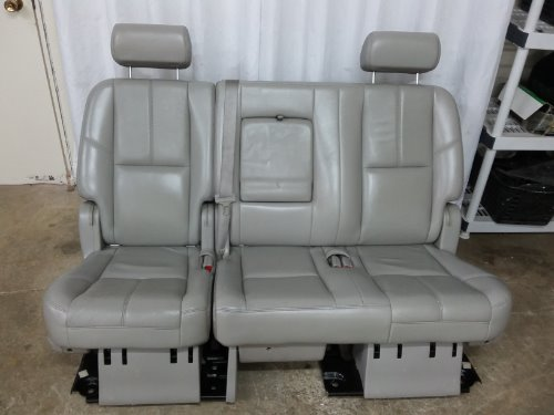 Super Chev Truck 2011 Tahoe 2Nd Row Bench Seat Yukon Denali Escalade Onthecornerstone Fun Painted Chair Ideas Images Onthecornerstoneorg