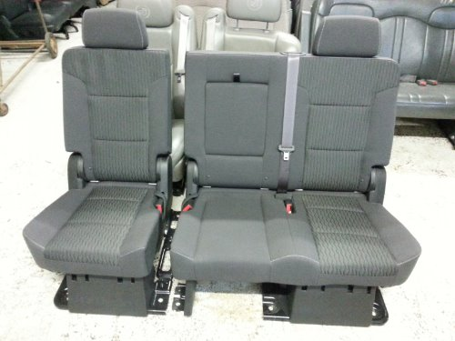 Phenomenal Yukon 2015 2Nd Row Bench Seat Suburban Tahoe Xl Denali Escalade Camellatalisay Diy Chair Ideas Camellatalisaycom