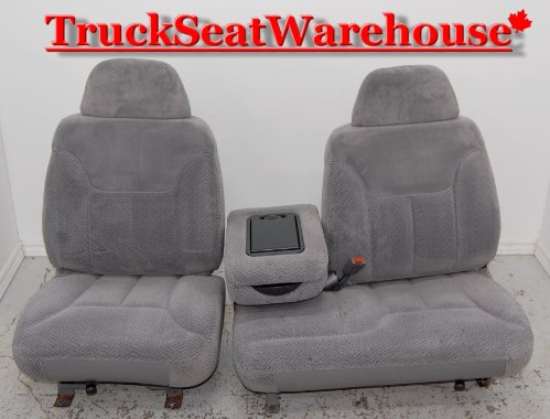 Chevy Truck 98 Cloth 60 40 Bench Seat Chev Silverado Gmc