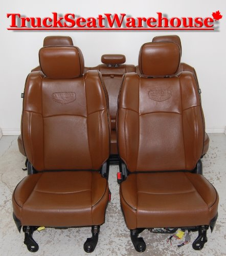 14 Dodge Ram Truck Longhorn Leather Power Seats Interior Laramie Truckseatwarehouse