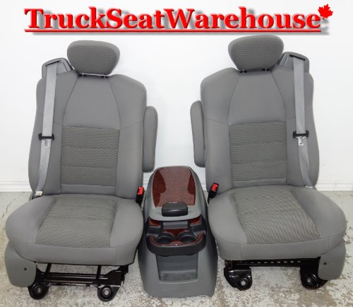 Pleasing Ford Truck F250 Super Duty Front Power Seats Integrated Seat Belt Caraccident5 Cool Chair Designs And Ideas Caraccident5Info