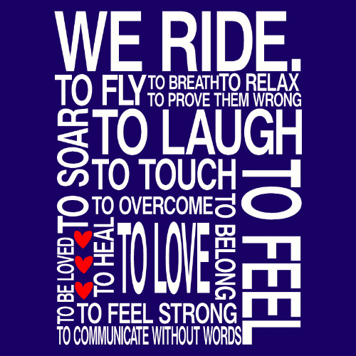 We Ride Image