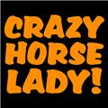 Crazy Horse Lady Image