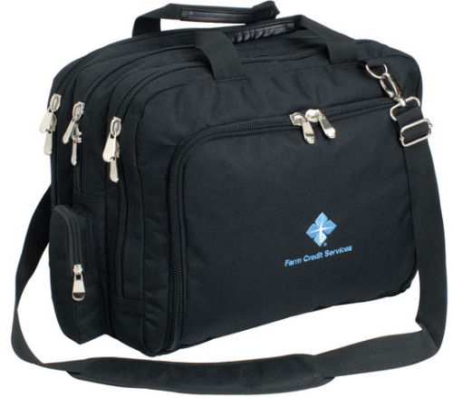 Black conference sports bag BE4750b