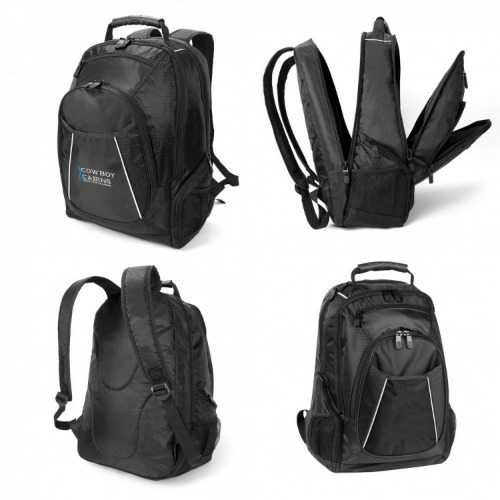 G2155 black backpack grace collection.