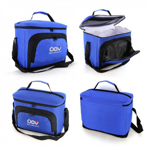 G3776 family cooler lunch bag royal blue, grace collection