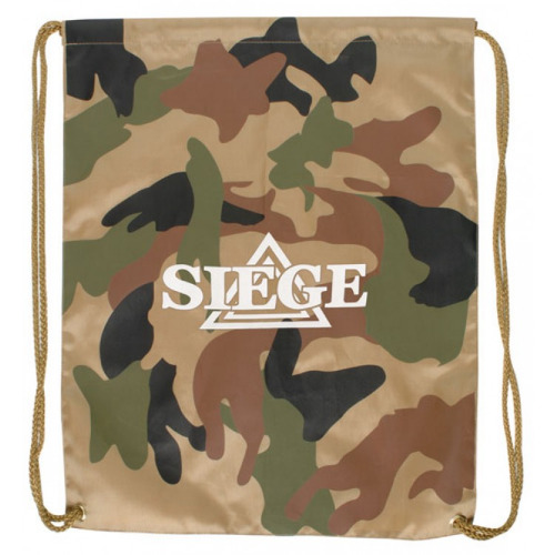 G3403 camo, military green,brown,camoflauge backsack grace collection