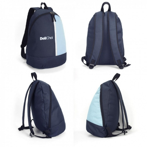 G3100 2 panel navy,sky blue back pack, grace collection