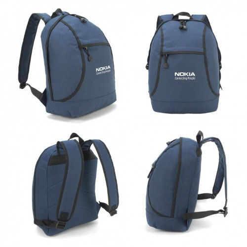 G2800 basic backpack navy, grace collection