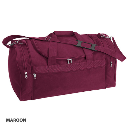 G2200 school sports bag,maroon grace collection