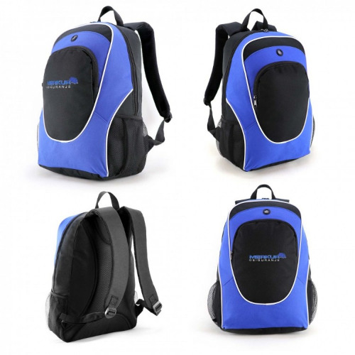 G2185 Gala Backpack black,royal,white grace collection