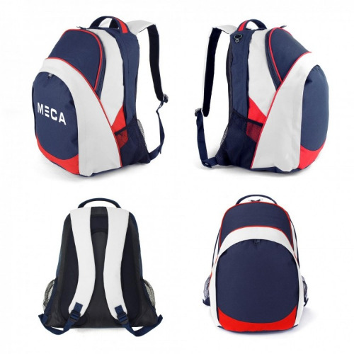 G2134 Harvey Backpacks, navy,white,red,grace collection,