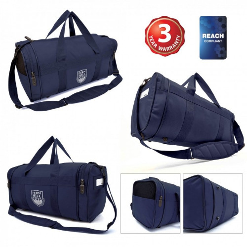 G1319 pronto sports bag navy grace collection