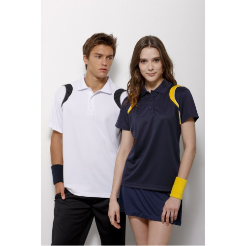 ST1238 Crescent mens ladies polo's grace collection