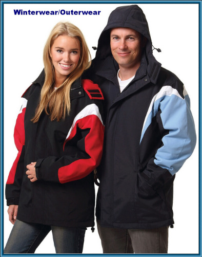 Mens winterwear outerwear