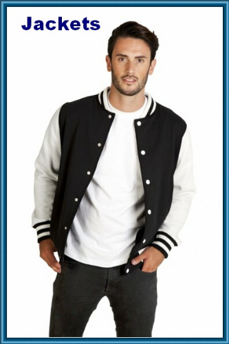 MENS VARISTY JACKET