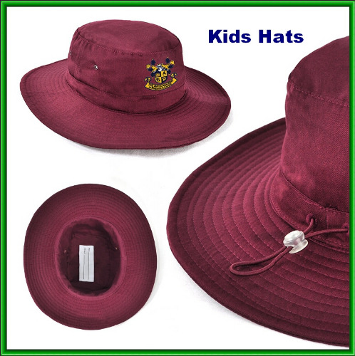 kids school hats