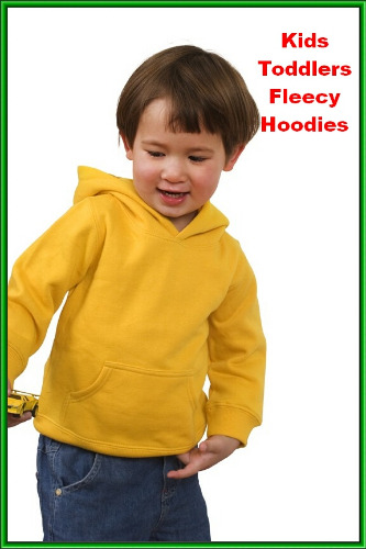 kids toddlers babies fleecy hoodie jumpers