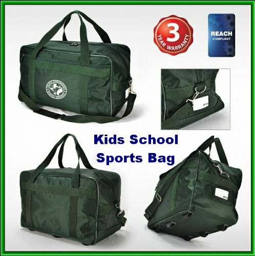 kids school sports travel bags