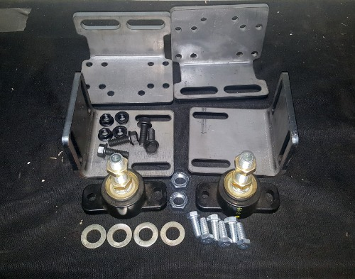 Chevy Of Bend >> Ford/Dodge 4BT Engine Mounts - Jeff Daniels Used Jeep Parts